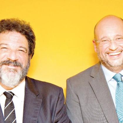 Mario Sergio Cortella e Clóvis de Barros Filho