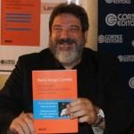 Mario Sergio Cortella no lançamento do livro Educação Convivencia e Ética